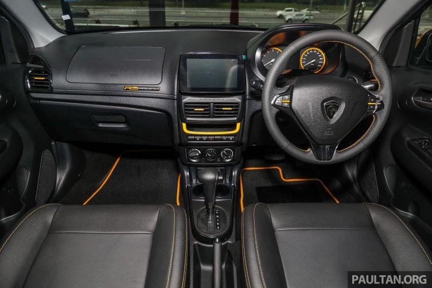 Proton Saga R3 Limited Edition – 2,000 units, RM42k Image #1249836
