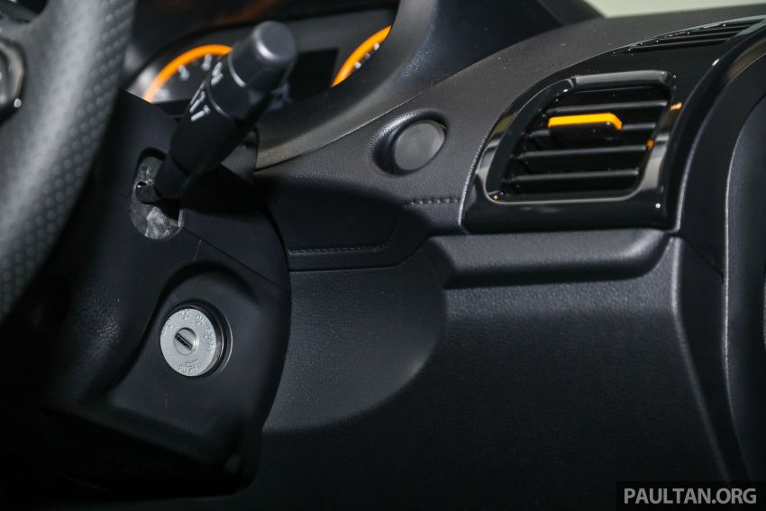 Proton Saga R3 Limited Edition – 2,000 units, RM42k Image #1249861