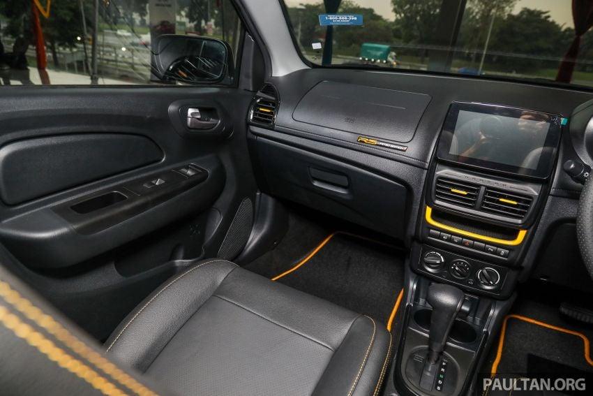Proton Saga R3 Limited Edition 2021 dilancarkan — edisi terhad 2,000 unit, RM42,300 hingga 30 Jun 2021 Image #1249675