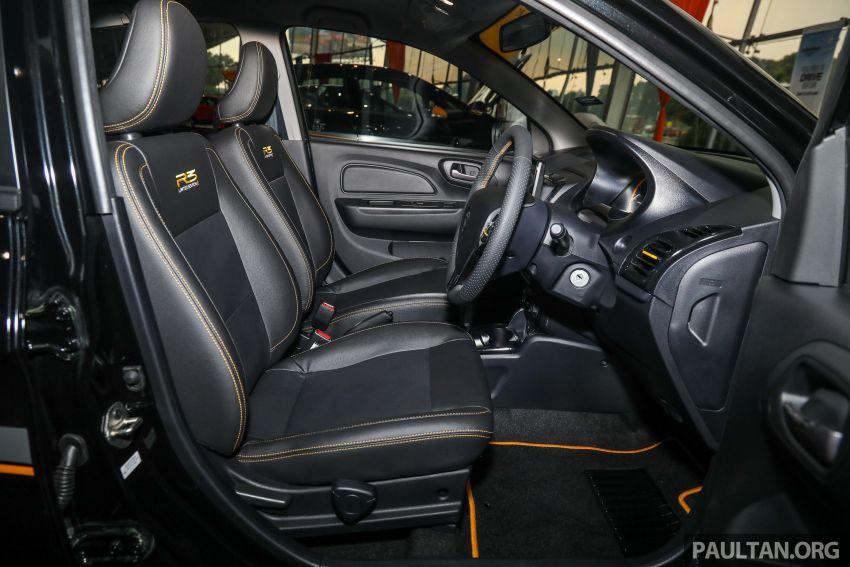 Proton Saga R3 Limited Edition 2021 dilancarkan — edisi terhad 2,000 unit, RM42,300 hingga 30 Jun 2021 Image #1249677