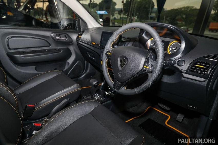 Proton Saga R3 Limited Edition – 2,000 units, RM42k Image #1249838