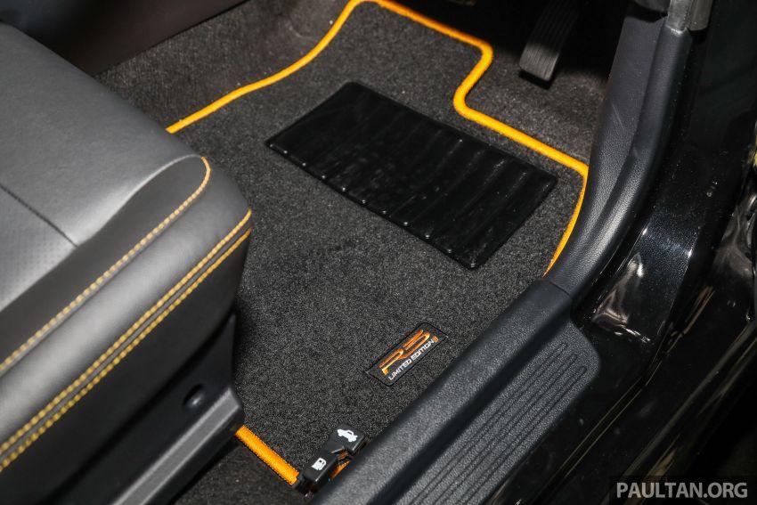 Proton Saga R3 Limited Edition 2021 dilancarkan — edisi terhad 2,000 unit, RM42,300 hingga 30 Jun 2021 Image #1249680