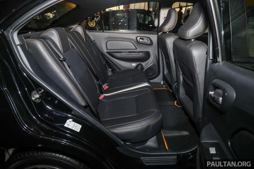 Proton Saga R3 Limited Edition 2021 dilancarkan — edisi terhad 2,000 unit, RM42,300 hingga 30 Jun 2021 Image #1249683