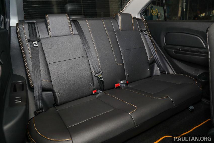 Proton Saga R3 Limited Edition 2021 dilancarkan — edisi terhad 2,000 unit, RM42,300 hingga 30 Jun 2021 Image #1249684