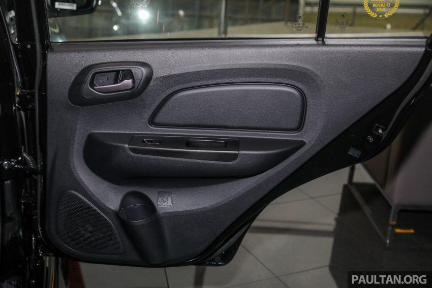 Proton Saga R3 Limited Edition 2021 dilancarkan — edisi terhad 2,000 unit, RM42,300 hingga 30 Jun 2021 Image #1249685