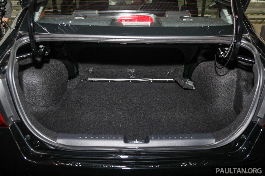Proton Saga R3 Limited Edition 2021 dilancarkan — edisi terhad 2,000 unit, RM42,300 hingga 30 Jun 2021 Image #1249686