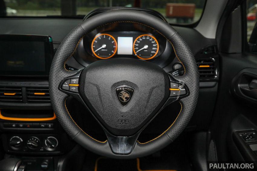 Proton Saga R3 Limited Edition – 2,000 units, RM42k Image #1249842