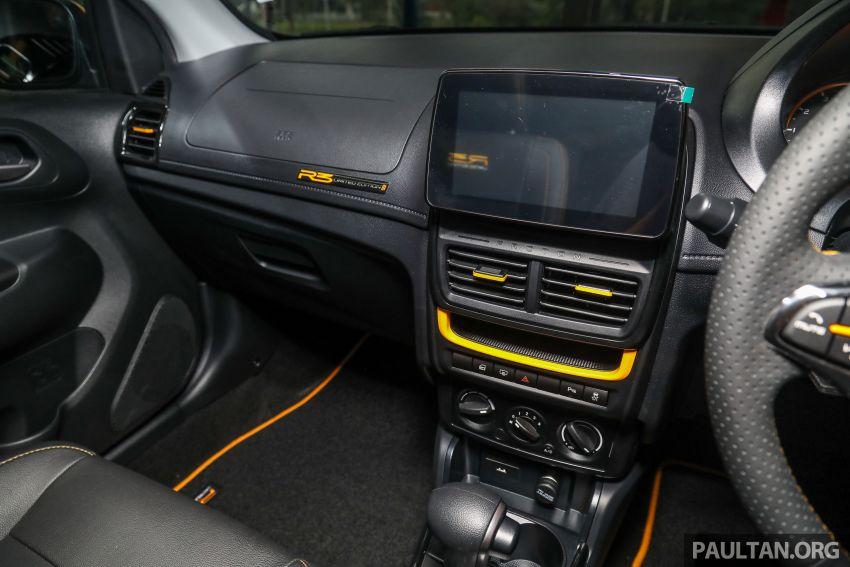 Proton Saga R3 Limited Edition 2021 dilancarkan — edisi terhad 2,000 unit, RM42,300 hingga 30 Jun 2021 Image #1249665