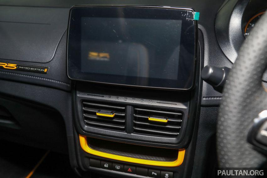 Proton Saga R3 Limited Edition 2021 dilancarkan — edisi terhad 2,000 unit, RM42,300 hingga 30 Jun 2021 Image #1249666