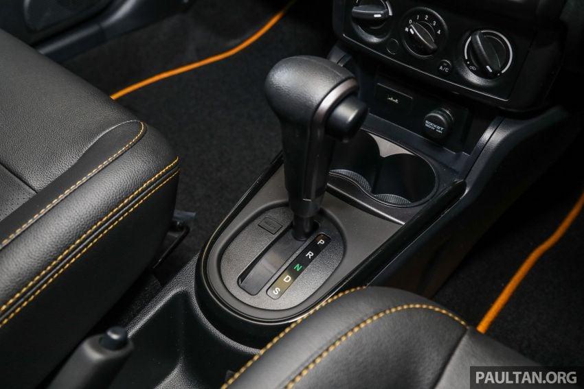 Proton Saga R3 Limited Edition – 2,000 units, RM42k Image #1249853