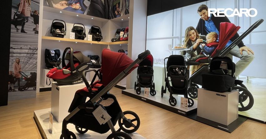 AD: Shop for the best child seat and baby gears at the new Recaro Kids Malaysia physical store in One Utama Image #1249794
