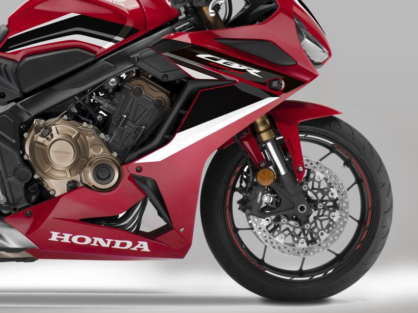 2021 Honda CB650R and CBR650R updated and in Malaysia from February 23 – RM43,499 and RM45,499 Image #1248609