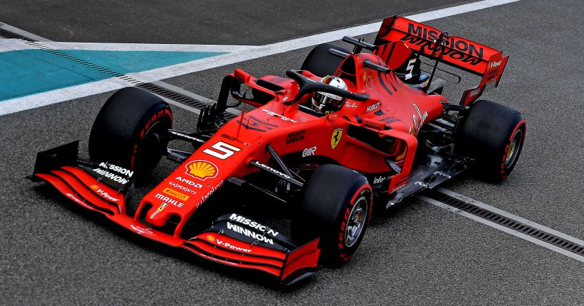 Ferrari F1 team extends 92-year partnership with Shell Image #1251510