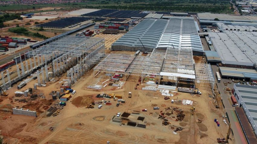 Ford invests RM4.25 billion in upgrading Silverton, South Africa plant; annual capacity up to 200k vehicles Image #1243457