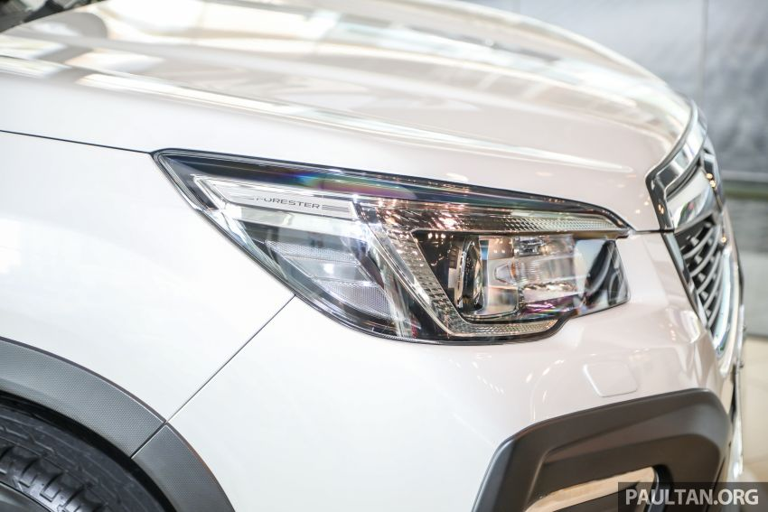 GALLERY: 2021 Subaru Forester 2.0i-L GT Lite Edition Image #1251614