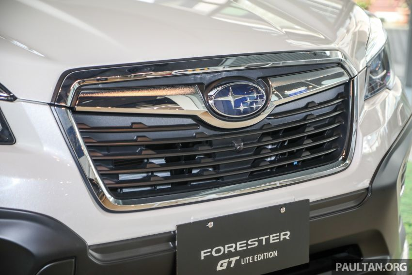 GALLERY: 2021 Subaru Forester 2.0i-L GT Lite Edition Image #1251615