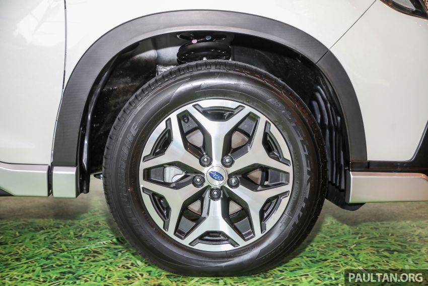GALLERY: 2021 Subaru Forester 2.0i-L GT Lite Edition Image #1251619