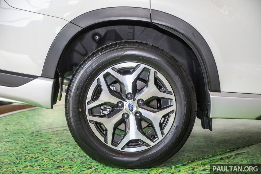 GALLERY: 2021 Subaru Forester 2.0i-L GT Lite Edition Image #1251626