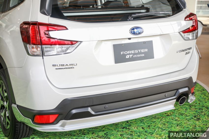 GALLERY: 2021 Subaru Forester 2.0i-L GT Lite Edition Image #1251627
