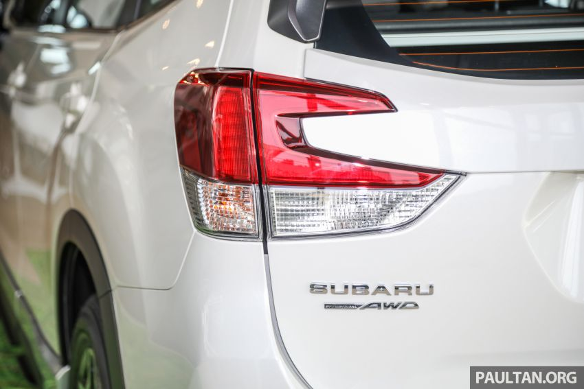 GALLERY: 2021 Subaru Forester 2.0i-L GT Lite Edition Image #1251628