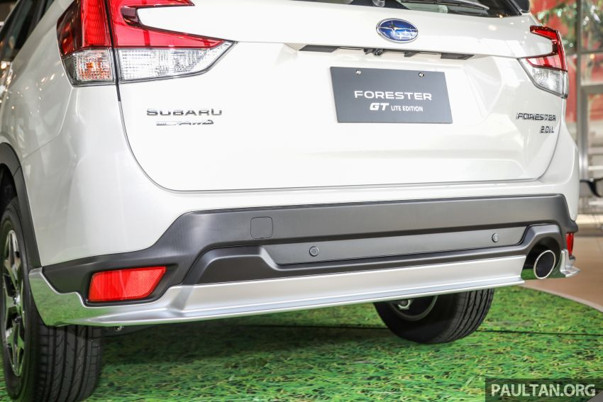 GALLERY: 2021 Subaru Forester 2.0i-L GT Lite Edition Image #1251629