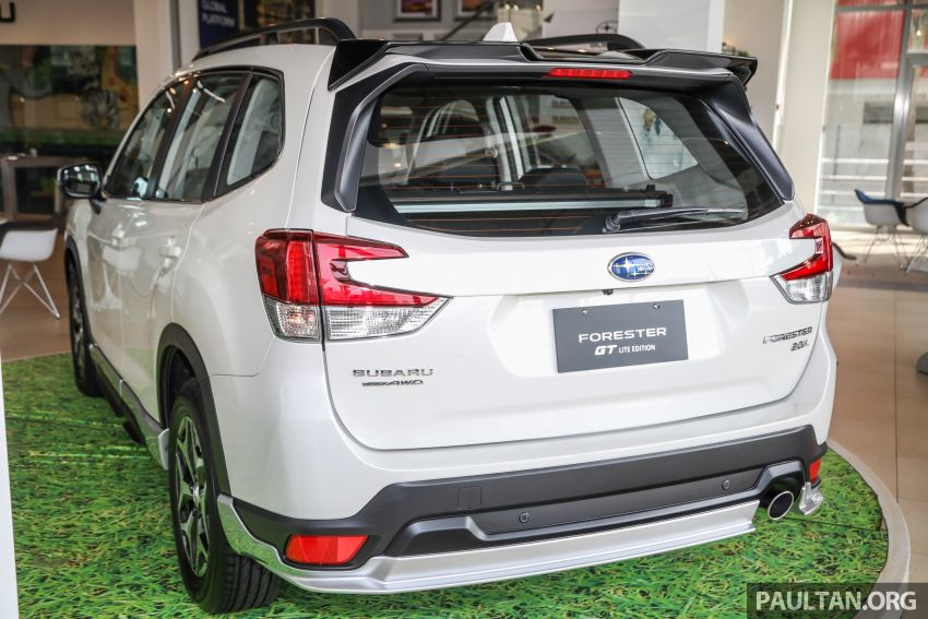 GALLERY: 2021 Subaru Forester 2.0i-L GT Lite Edition Image #1251608