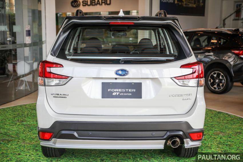GALLERY: 2021 Subaru Forester 2.0i-L GT Lite Edition Image #1251610