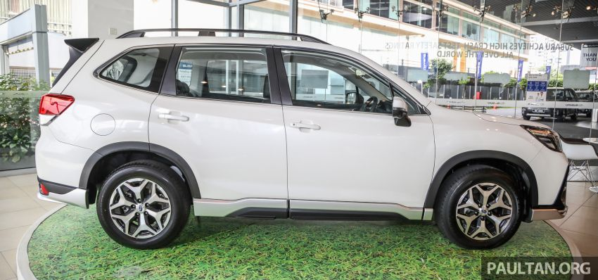 GALLERY: 2021 Subaru Forester 2.0i-L GT Lite Edition Image #1251611