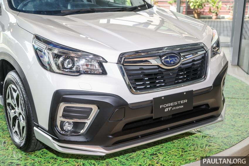 GALLERY: 2021 Subaru Forester 2.0i-L GT Lite Edition Image #1251612