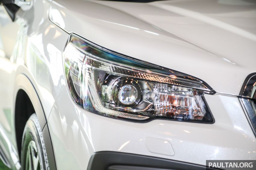 GALLERY: 2021 Subaru Forester 2.0i-L GT Lite Edition Image #1251613