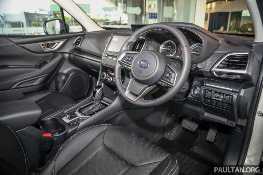 GALLERY: 2021 Subaru Forester 2.0i-L GT Lite Edition Image #1251635