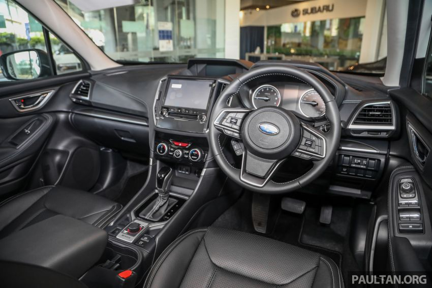 GALLERY: 2021 Subaru Forester 2.0i-L GT Lite Edition Image #1251651