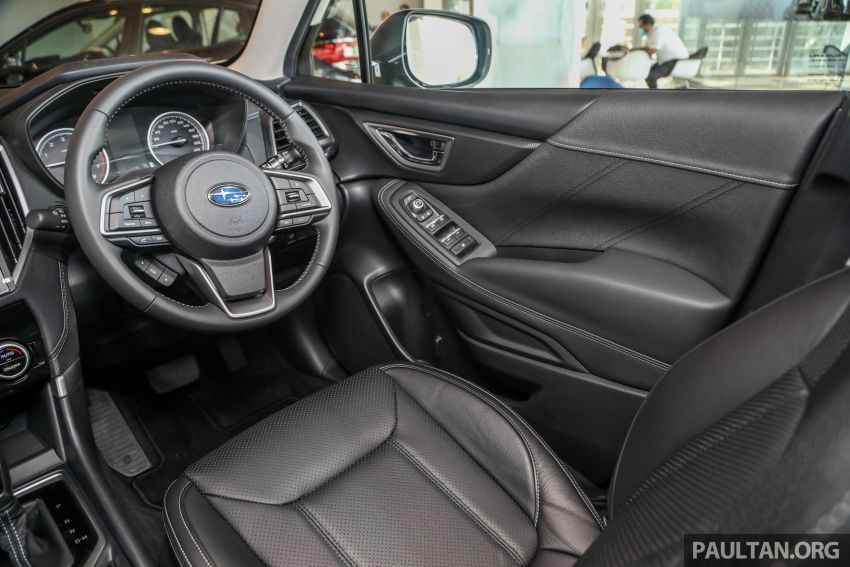 GALLERY: 2021 Subaru Forester 2.0i-L GT Lite Edition Image #1251652