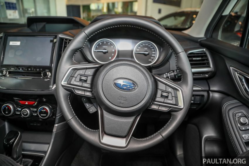 GALLERY: 2021 Subaru Forester 2.0i-L GT Lite Edition Image #1251637