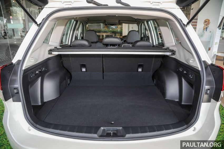 GALLERY: 2021 Subaru Forester 2.0i-L GT Lite Edition Image #1251667