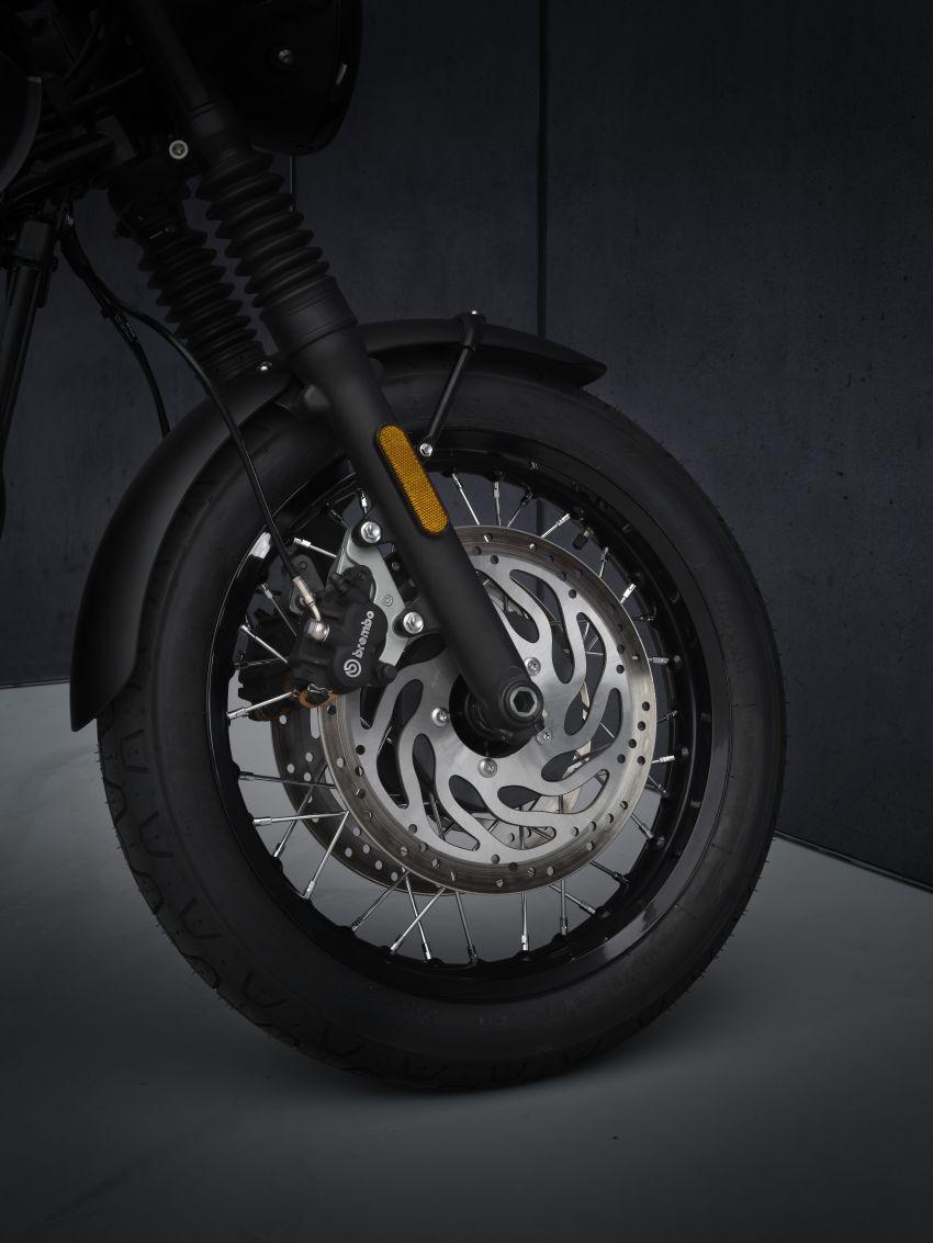 2021 Triumph Bonneville range gets model updates Image #1253130