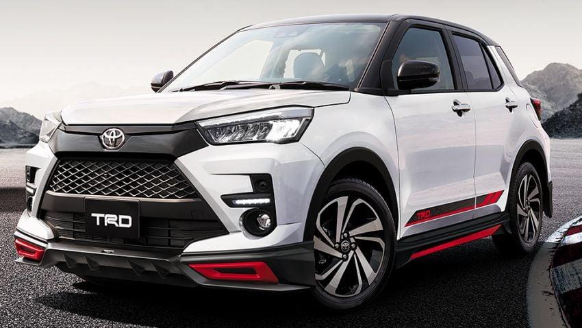 Perodua Ativa D55L – lebih murah di Malaysia berbanding Daihatsu Rocky & Toyota Raize di Jepun! Image #1251407