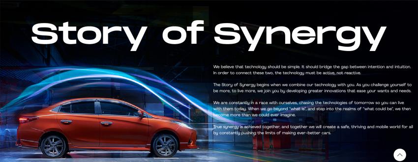 UMW Toyota lancar jenama Toyota Synergised Mobility di Malaysia, beri tumpuan utama terhadap teknologi Image #1243497