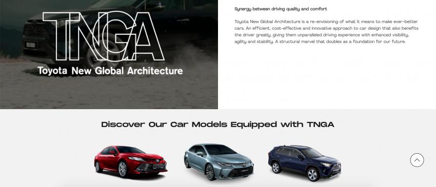 UMW Toyota lancar jenama Toyota Synergised Mobility di Malaysia, beri tumpuan utama terhadap teknologi Image #1243498