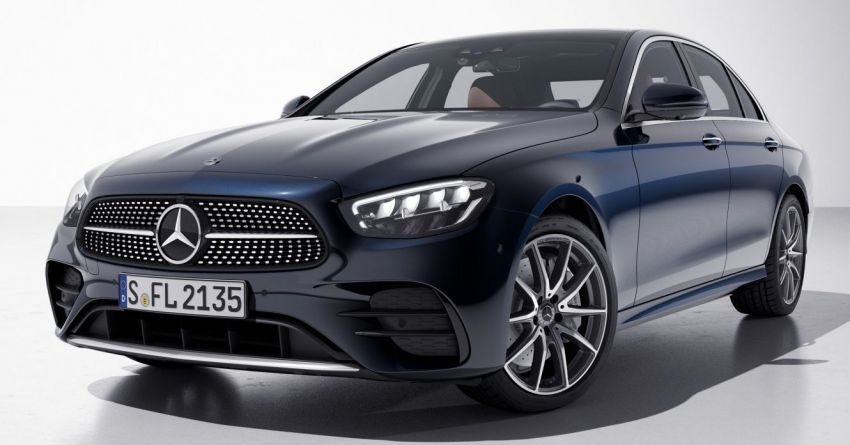 W213 Mercedes-Benz E-Class facelift launched in Thailand – diesel, PHEV variants; priced from RM430k Image #1252374