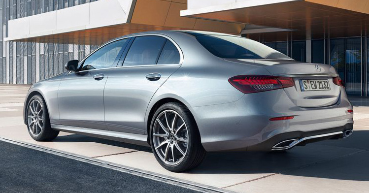 W213 Mercedes-Benz E-Class facelift launched in Thailand – diesel, PHEV variants; priced from RM430k Image #1252375