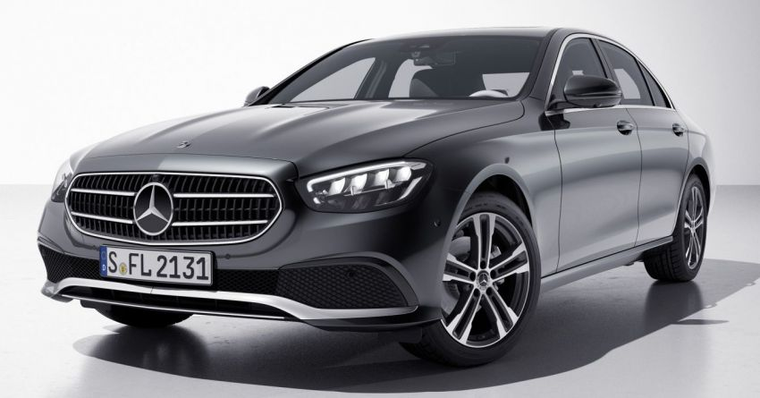 W213 Mercedes-Benz E-Class facelift launched in Thailand – diesel, PHEV variants; priced from RM430k Image #1252377