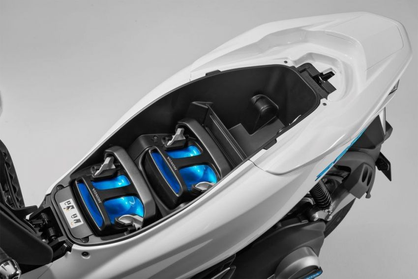 Swappable Batteries Consortium by Honda, Yamaha, KTM and Piaggio for common EV battery standard Image #1256698