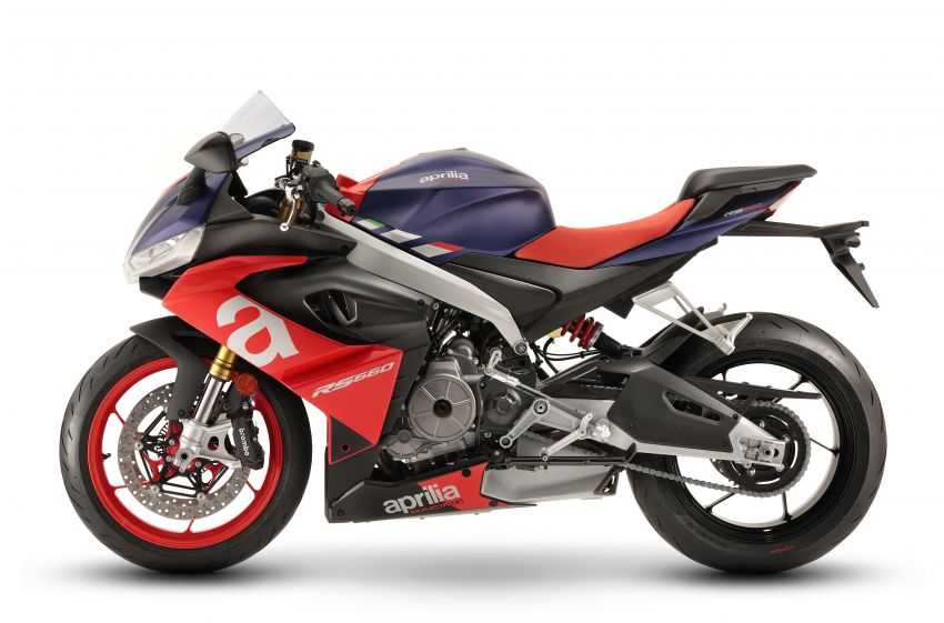 2021 Aprilia RS660 midweight in Malaysia, RM59,900 Image #1272166
