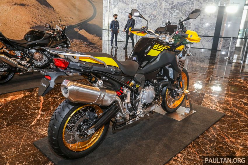 GALLERY: BMW Motorrad F850GS 40 Years GS Edition Image #1255785