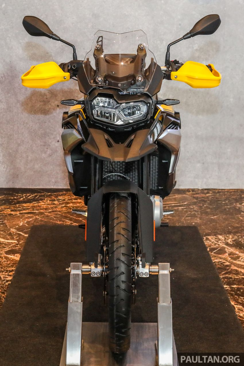 GALLERY: BMW Motorrad F850GS 40 Years GS Edition Image #1255788