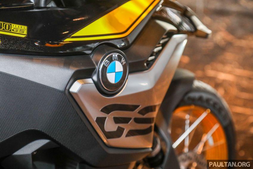 GALLERY: BMW Motorrad F850GS 40 Years GS Edition Image #1255793