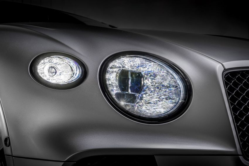 2021 Bentley Continental GT Speed revealed – 659 PS, 0-100 km/h in 3.6 seconds, new rear steering and LSD Image #1267875
