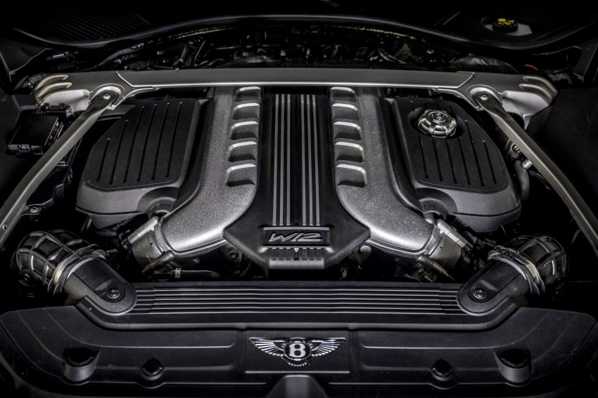 2021 Bentley Continental GT Speed revealed – 659 PS, 0-100 km/h in 3.6 seconds, new rear steering and LSD Image #1267877