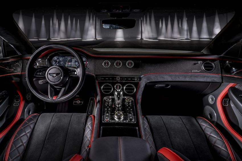 2021 Bentley Continental GT Speed revealed – 659 PS, 0-100 km/h in 3.6 seconds, new rear steering and LSD Image #1267878